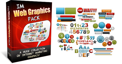 Internet Marketing Web Graphics Pack