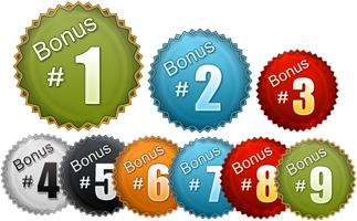 Internet Marketing Web Graphics Pack - Bonus Icons