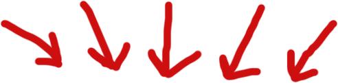 Sales Page Scribbles - Arrow Web Graphics