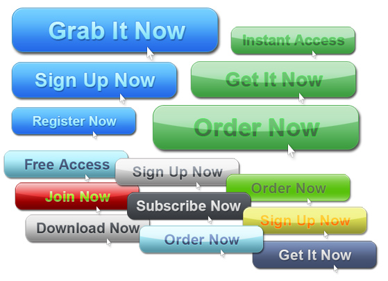 Web 2.0 Graphics - Order Button Samples