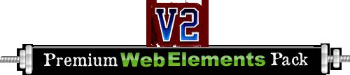 Website Graphics - Premium Web Elements Pack 2